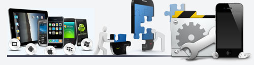 Responsive Mobile  Apps Designing